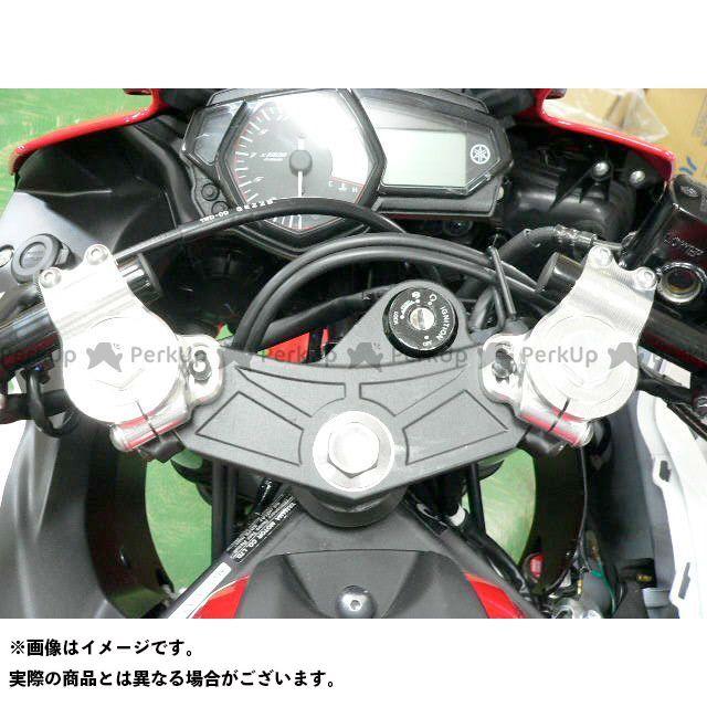 BEET YZF-R25 YZF-R3 レーシングハンドルキット シルバー ビートジャパン
