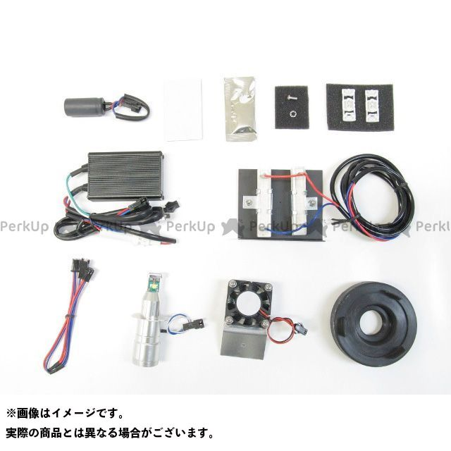 送料無料 プロテック S1000XR ヘッドライト・バルブ LB7-BX LEDヘッドライトバルブキット H7 Lo側用 6000K
