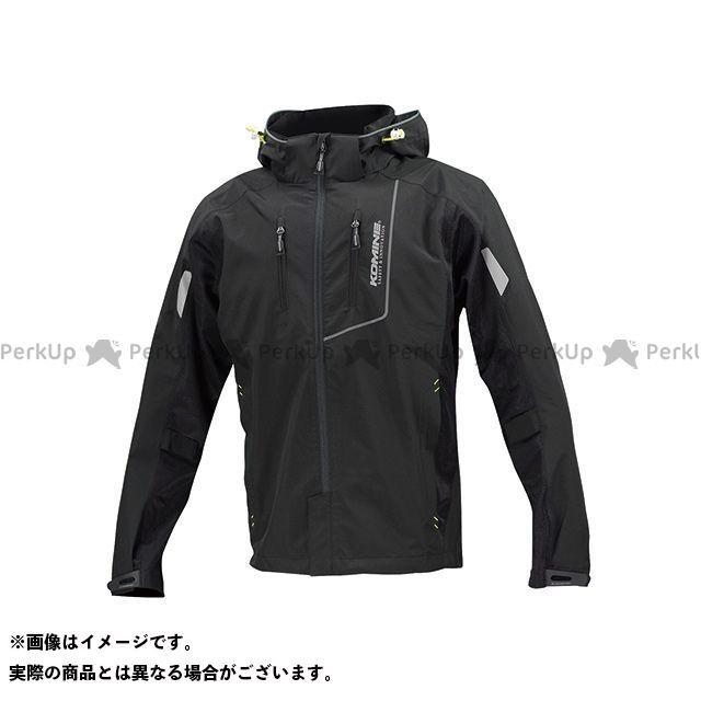 コミネ JK-112 プロテクトハーフメッシュパーカ-ゲンリ カラー:ブラック サイズ:L メーカー在庫あり KOMINE
