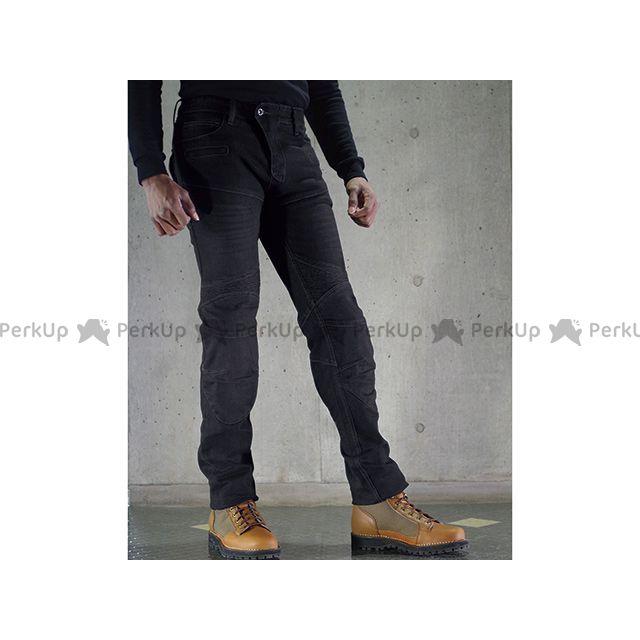 コミネ PK-718II スーパーフィットケブラーデニムジーンズ カラー:ブラック サイズ:5XLB/46 KOMINE