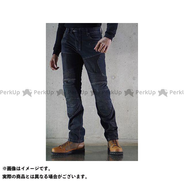 コミネ WJ-739S スーパーフィット プロテクトメッシュジーンズ カラー:ディープインディゴ サイズ:3XL/38 KOMINE