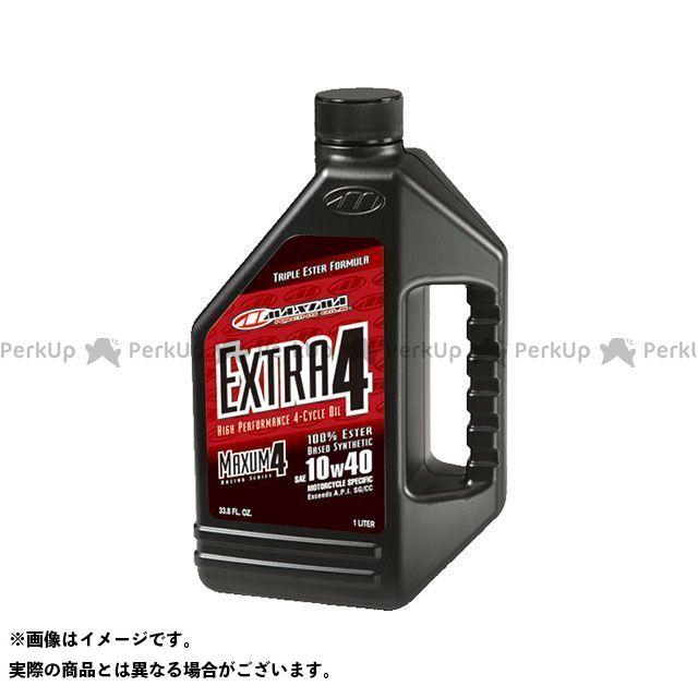 MAXIMA EXTRA4(エクストラ4) SAE:10w-40 容量:3.785L マキシマ