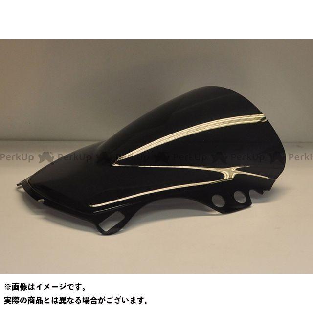 【エントリーで更にP5倍】スキッドマークス CB1300スーパーボルドール ウィンドスクリーン ダブルバブルタイプ カラー:ライトスモーク Skidmarx