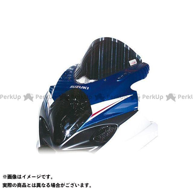 【無料雑誌付き】スキッドマークス GSX-R1000 ウィンドスクリーン ダブルバブルタイプ カラー:ブルー Skidmarx