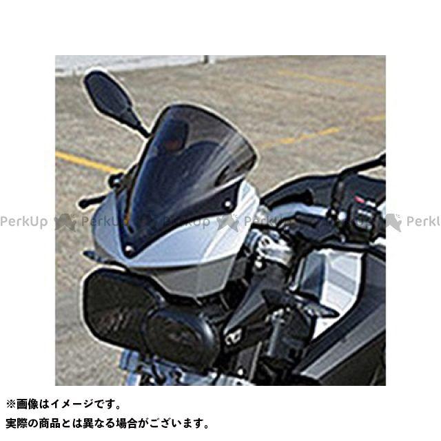 【無料雑誌付き】スキッドマークス F800R フライウィンドスクリーン カラー:ダークブロンズ Skidmarx