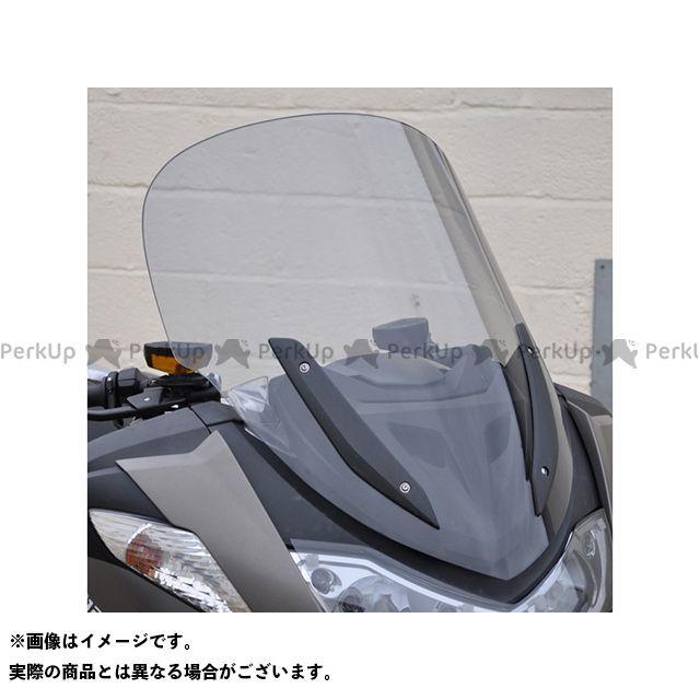【エントリーで更にP5倍】スキッドマークス R1200RT ウィンドスクリーン ツーリングタイプ カラー:ライトスモーク Skidmarx