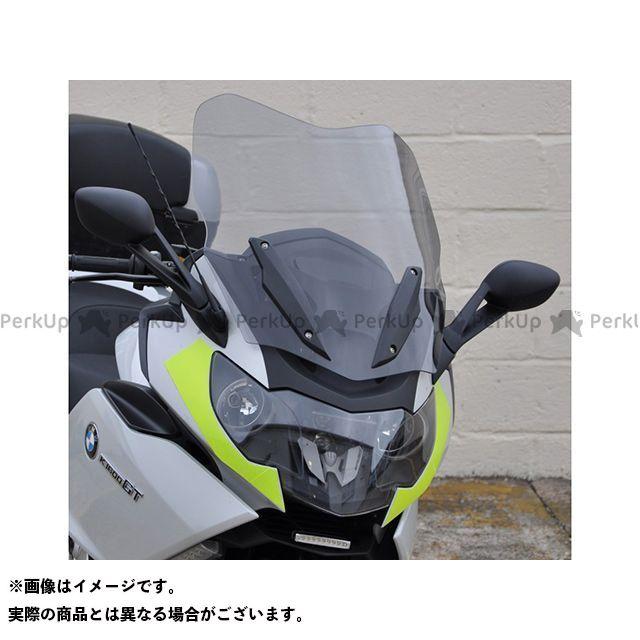 【エントリーで更にP5倍】スキッドマークス K1600GT K1600GTL ウィンドスクリーン ツーリングタイプ カラー:ライトスモーク Skidmarx