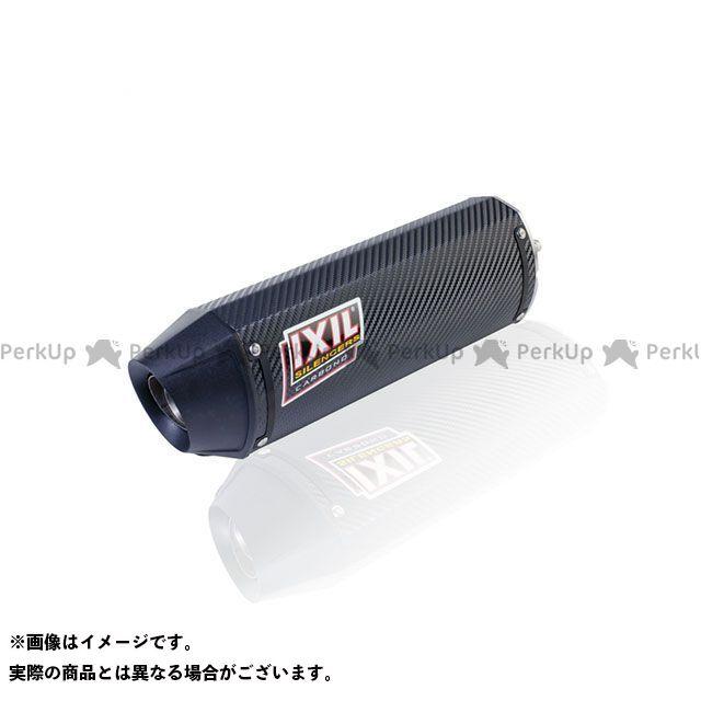 イクシル 125デューク KTM DUKE 125 11-15 オーバルタイプ マフラータイプ:COV IXIL