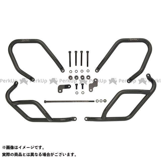 プロフェスト トレーサー900・MT-09トレーサー プロテクション・エンジンガード カラー:バンプ profest