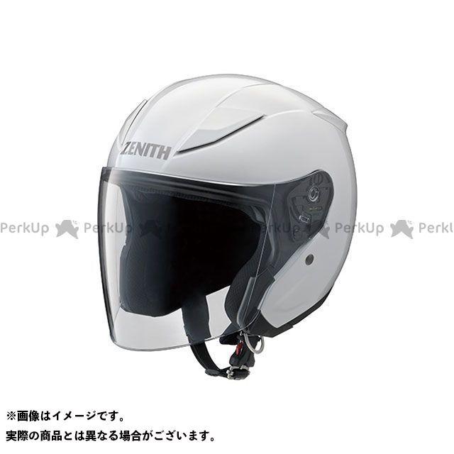 ワイズギア Y'S GEAR ジェットヘルメット ヘルメット 無料雑誌付き YJ-20 57-58cm カラー:パールホワイト メーカー直送 お得クーポン発行中 サイズ:M ZENITH