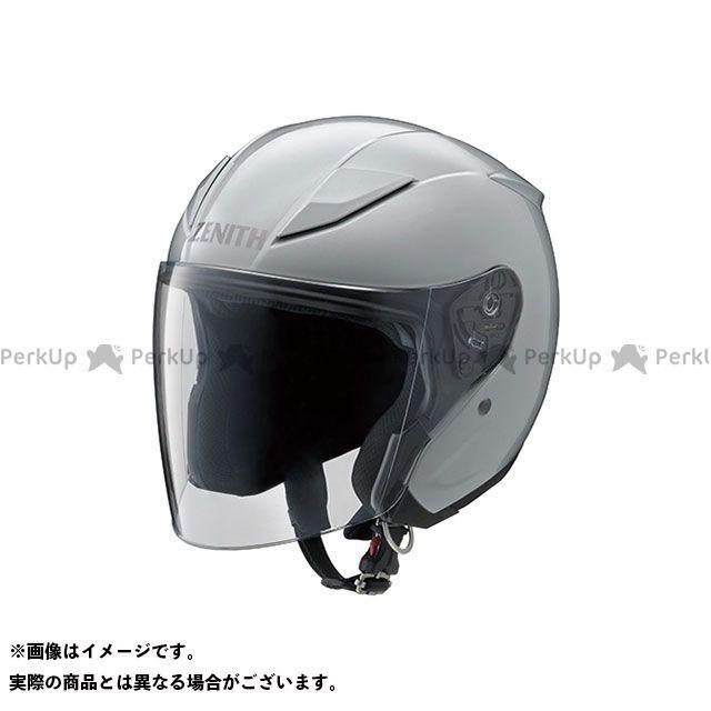 送料無料 ワイズギア Y'S GEAR ジェットヘルメット YJ-20 ZENITH プラチナシルバー XL/61-62cm未満