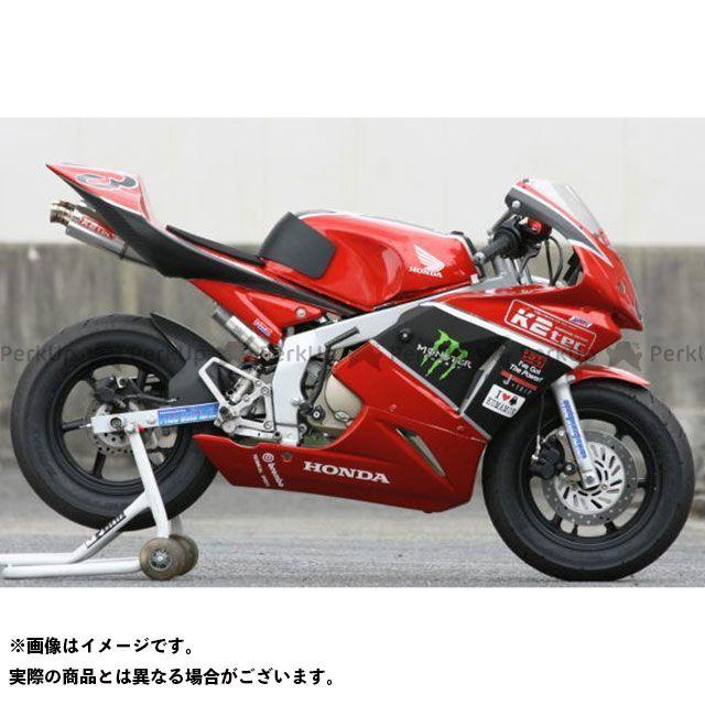 ケイツーテック NSF100 NSF100 手曲げレーシングマフラー K2-tec