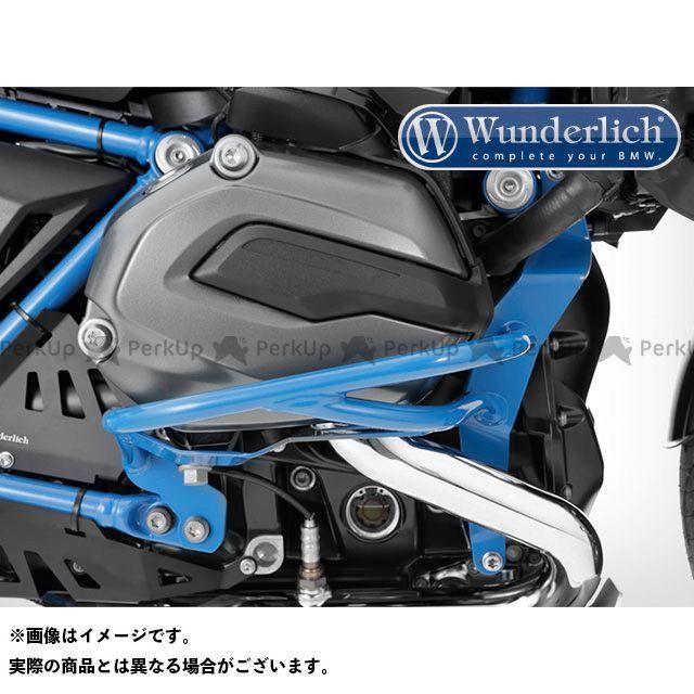 ワンダーリッヒ R1200GS R1200R R1200RS エンジンガード「Sport」Wunderlich Edition R1200GSLC/R1200R LC/R1200RS LC カラー:ブルー Wunderlich