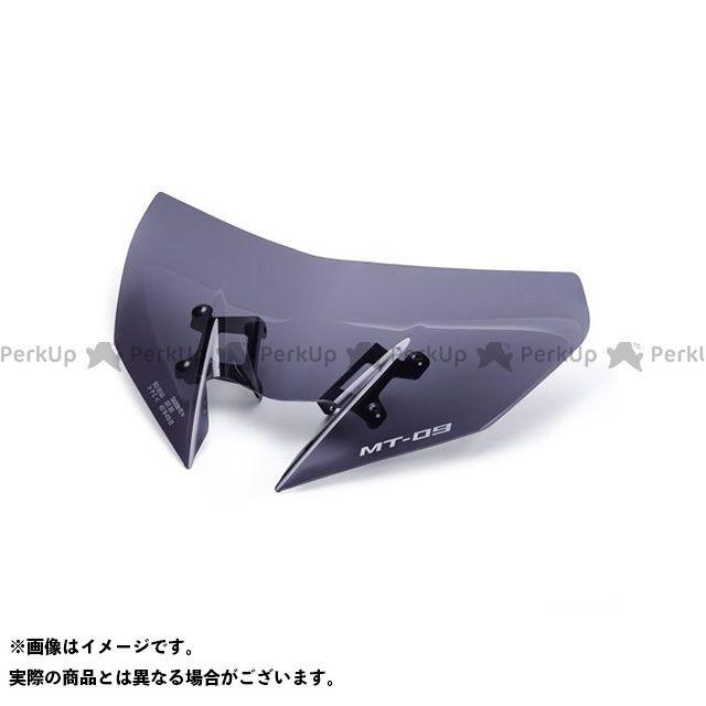 ワイズギア MT-09 フライスクリーン(ダークスモーク) Y'S GEAR