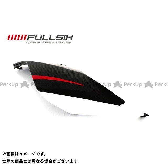 フルシックス 1199パニガーレ 1199 シートカウル(右) ホワイト コーティング:マットコート カーボン繊維の種類:200Plain 平織り FULLSIX