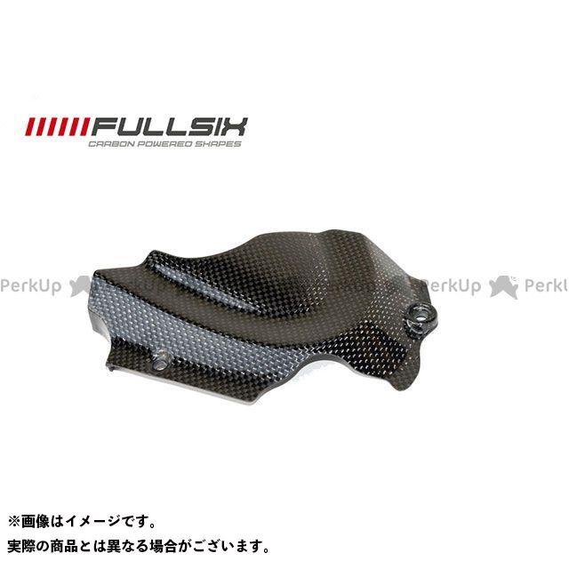 フルシックス FULLSIX ドレスアップ・カバー 外装 フルシックス モンスター1100 モンスター696 モンスター796 696 タイミングベルトカバーセット クリアコート 200Plain 平織り FULLSIX