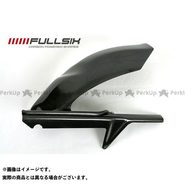 フルシックス 748/916他 リアフェンダー コーティング:クリアコート カーボン繊維の種類:200Plain 平織り FULLSIX