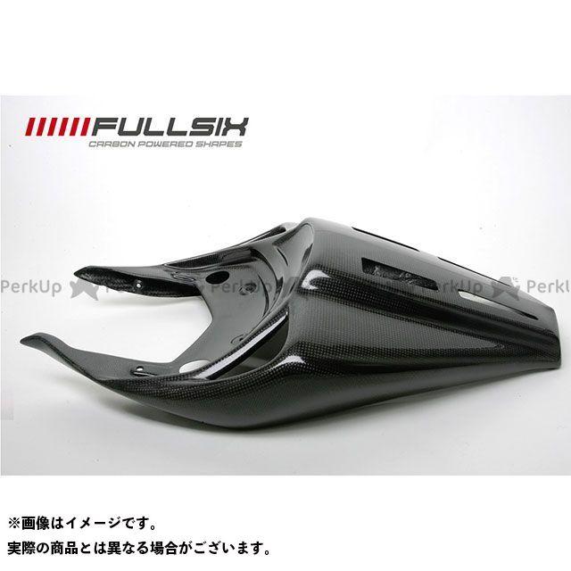 フルシックス 749 999 749/999 シートカウル(MotoGPタイプ) クリアコート 200Plain 平織り FULLSIX