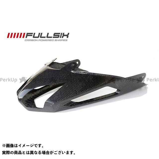 フルシックス BRUTALE750他 キーロックカバー コーティング:クリアコート カーボン繊維の種類:200Plain 平織り FULLSIX