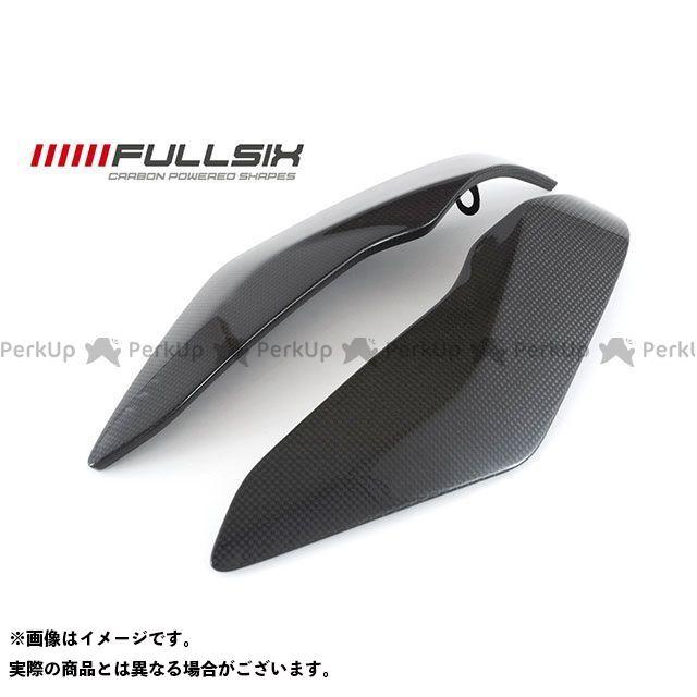 フルシックス F3 アンダータンクサイドパネルセット コーティング:マットコート カーボン繊維の種類:245Twill 綾織り FULLSIX