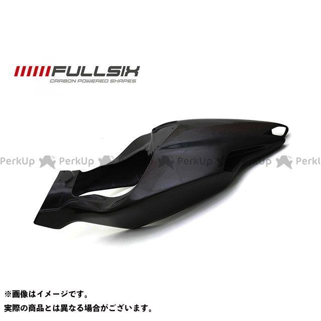 フルシックス F4 F4 シートカウル コーティング:マットコート カーボン繊維の種類:200Plain 平織り FULLSIX