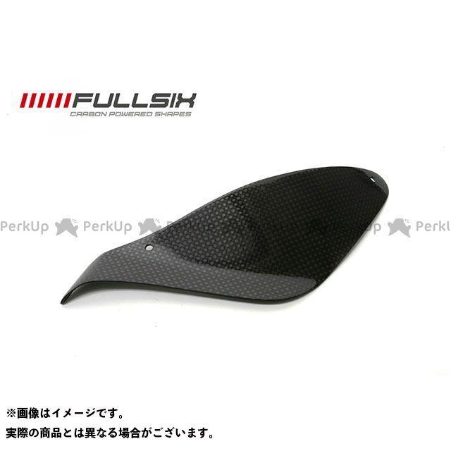 フルシックス F4 F4 ヒールガード コーティング:マットコート カーボン繊維の種類:245Twill 綾織り FULLSIX