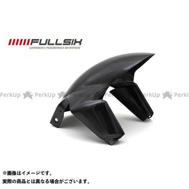フルシックス F4 F4 フロントフェンダー コーティング:クリアコート カーボン繊維の種類:245Twill 綾織り FULLSIX