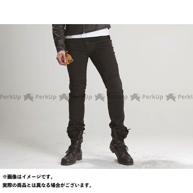 uglyBROS MOTOPANTS FEATHERBED(Men's) カラー:ブラック サイズ:28インチ アグリブロス