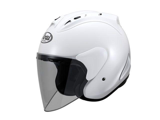 アライ ヘルメット Arai ジェットヘルメット SZ-Ram4 GR グラスホワイト 54cm