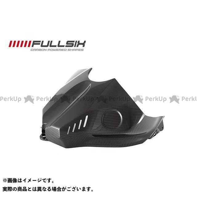 フルシックス YZF-R1 R1 15 タンクトップカバー コーティング:クリアコート カーボン繊維の種類:200Plain 平織り FULLSIX
