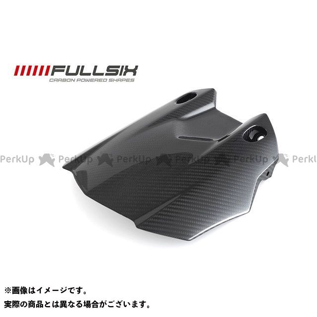 フルシックス YZF-R1 R1 15 リアフェンダー コーティング:マットコート カーボン繊維の種類:245Twill 綾織り FULLSIX