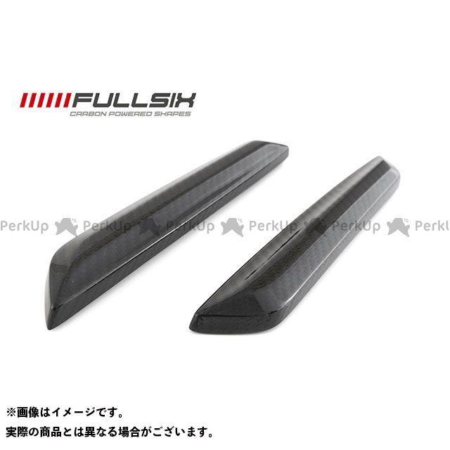 フルシックス R1200GS R1200GS スクリーンプレートセット コーティング:クリアコート カーボン繊維の種類:245Twill 綾織り FULLSIX