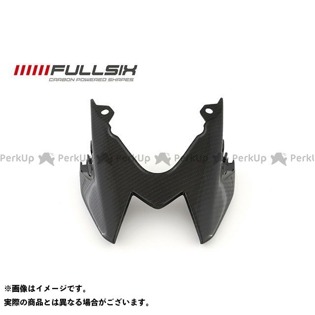 フルシックス S1000R S1000R シートカウルセンター エクステンション コーティング:マットコート カーボン繊維の種類:200Plain 平織り FULLSIX
