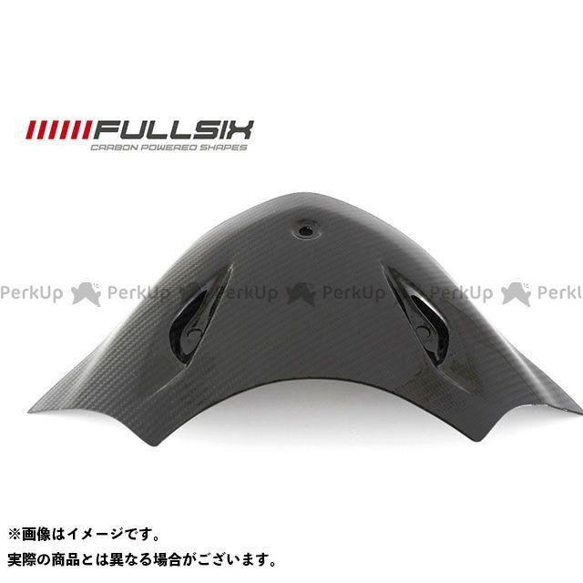 フルシックス S1000R S1000R ヘッドライトカウルエクステカバー コーティング:マットコート カーボン繊維の種類:245Twill 綾織り FULLSIX