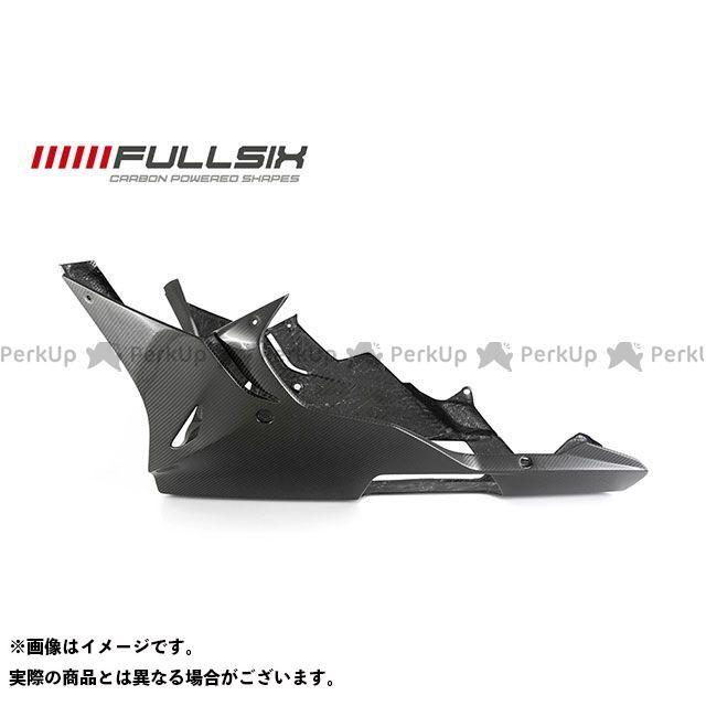 フルシックス S1000RR S1000RR アンダーカウル コーティング:マットコート カーボン繊維の種類:200Plain 平織り FULLSIX