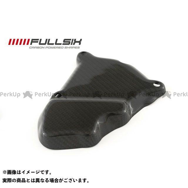 フルシックス S1000RR S1000RR イグニッションロータープロテクション コーティング:クリアコート カーボン繊維の種類:245Twill 綾織り FULLSIX