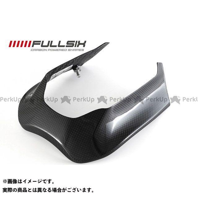 フルシックス スクランブラー タンクカバー コーティング:マットコート カーボン繊維の種類:200Plain 平織り FULLSIX