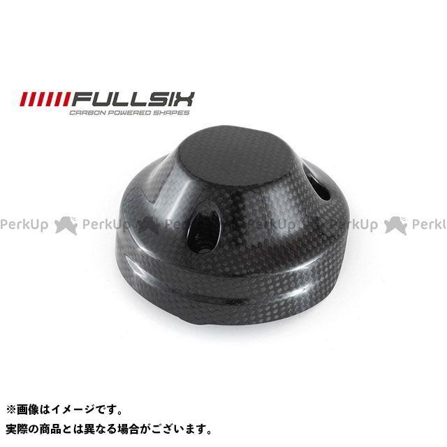 フルシックス スクランブラー メーターカバー コーティング:クリアコート カーボン繊維の種類:200Plain 平織り FULLSIX