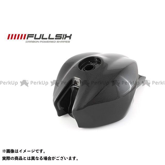 フルシックス モンスター1200 モンスター821 モンスター1200 カーボンモノコックタンク コーティング:マットコート カーボン繊維の種類:245Twill 綾織り FULLSIX