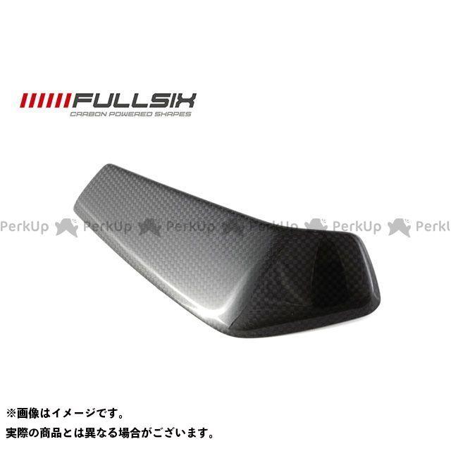 平織り モンスター1200 コーティング:マットコート サイドカバー(右) モンスター821 FULLSIX カーボン繊維の種類:200Plain フルシックス モンスター1200