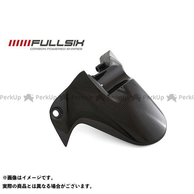 フルシックス モンスター1200 リアフェンダー モンスタ-1200 コーティング:クリアコート カーボン繊維の種類:200Plain 平織り FULLSIX