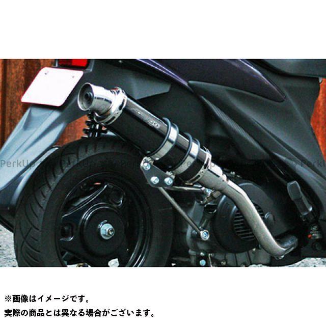 ジョウショウワンハイパーレーシング アドレスV125 アドレスV125S Colpend Exhaust S(コルペンドエキゾースト エス) 政府認証マフラー ブラック JOSHO1HYPERRACING