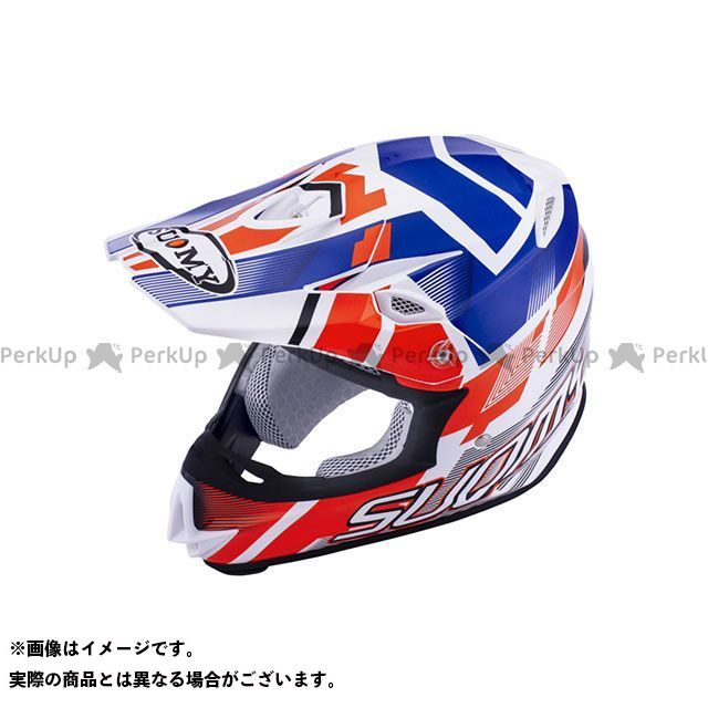 SUOMY スオーミー オフロードヘルメット MR.JUMP SPECIAL WRB(ミスタージャンプ・スペシャルWRB) 日本特別仕様 M/57-58cm