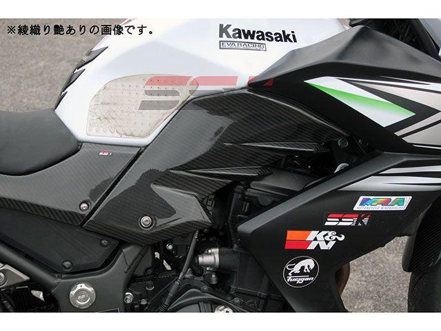 人気満点 SSK Z250 Z250 サイドカバー カウル・エアロ サイドカバー 左右セット 左右セット ドライカーボン 平織り艶あり, 南串山町:5b87bf13 --- canoncity.azurewebsites.net