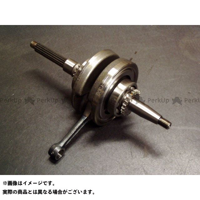 【エントリーで最大P21倍】Bムーンファクトリー シグナス125 ロングクランクASSY/3mm/シグナスX/1/2/3型 BMOON