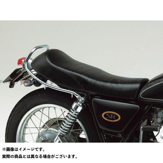 デイトナ SR400 SR500 COZYシート ツーリングダブルタイプ シートベース付き(ブラック) DAYTONA