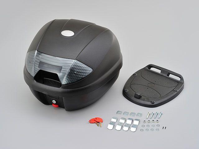 送料無料 デイトナ DAYTONA ツーリング用ボックス GIVI製 モノロックケース(デイトナオリジナル) K30N2 スモークレンズ