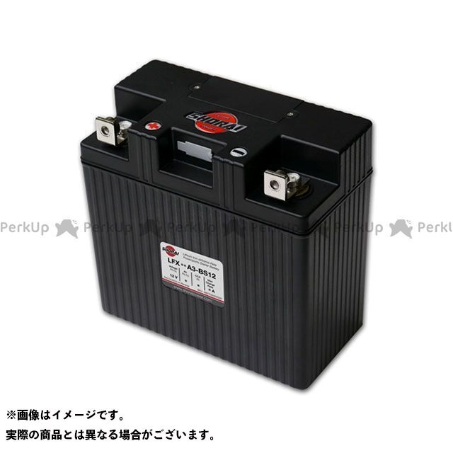 【無料雑誌付き】ショーライ SHORAIバッテリー LFX36A3-BS12 ケース型番3 SHORAI Battery