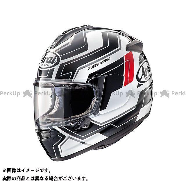 アライ ヘルメット Arai フルフェイスヘルメット VECTOR-X PLACE(ベクターX・プレイス) ホワイト 61-62cm