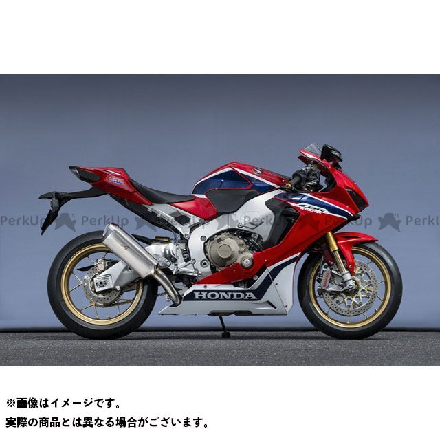 【無料雑誌付き】ヤマモトレーシング CBR1000RRファイヤーブレード CBR1000RR SLIP-ON TYPE-SA YAMAMOTO RACING